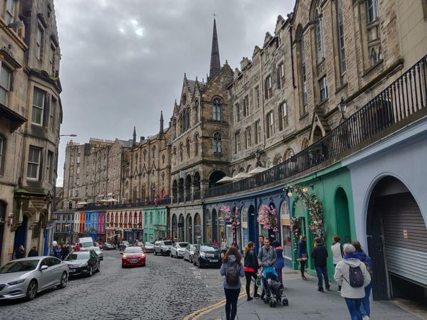 City Guide #1 - Edimbourg, capitale écossaise