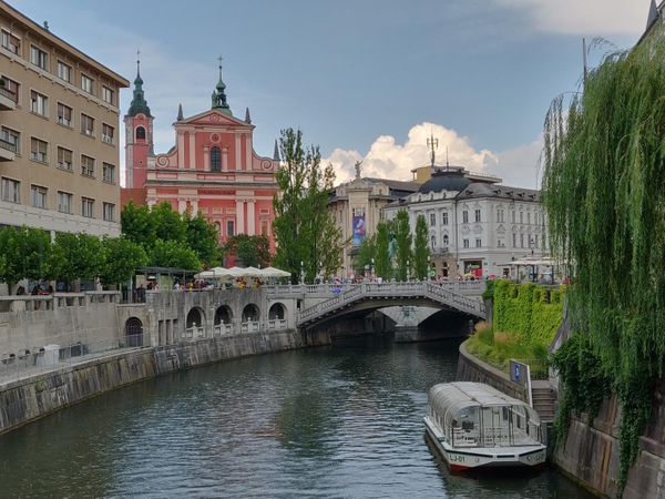 City Guide #2 - Ljubljana, capitale verte